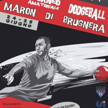 24.06 Torneo di Dodgeball Amatoriale