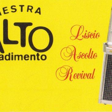 02.07 ORCHESTRA ALTO GRADIMENTO